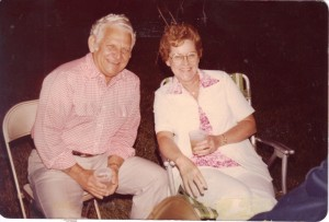 My Dad, Joe and Mom, Terry during one of their good times together.