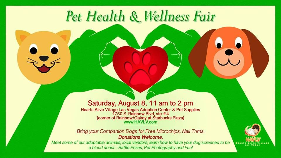 Hearts Alive Health Fair