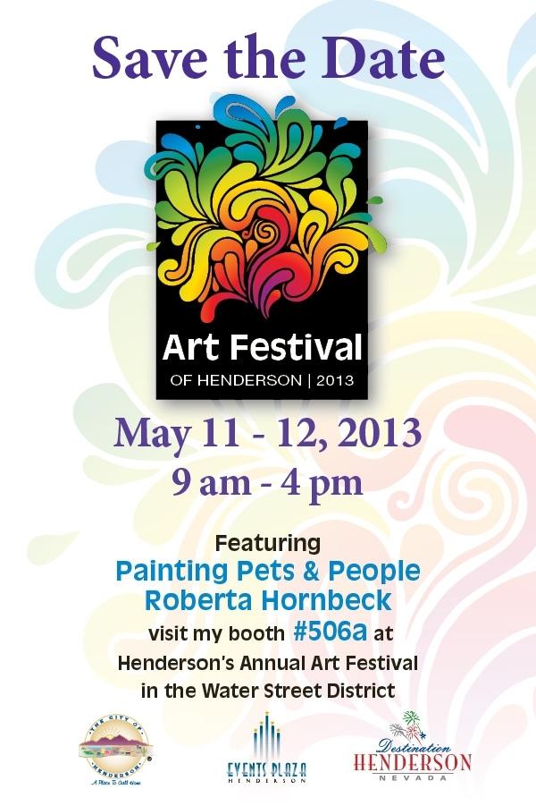 Henderson Art Festival