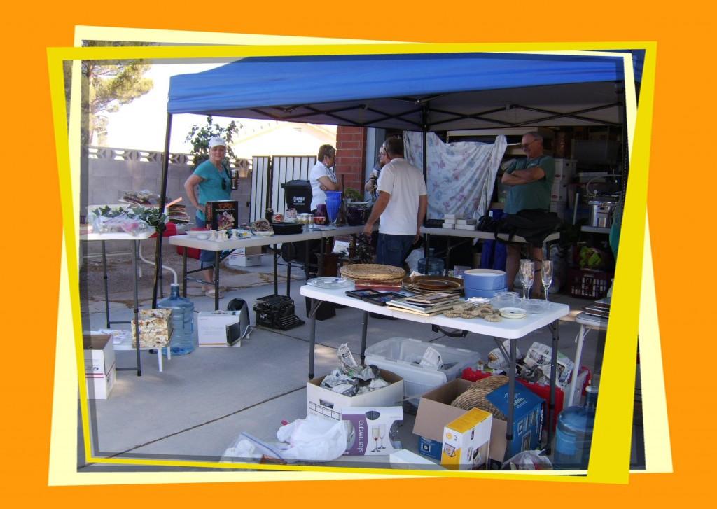 Yard Sale June